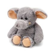 Cozy Plush Elephant Microwaveable Soft Toy